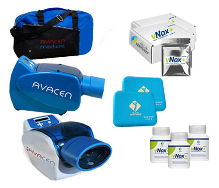 AVACEN 100 and PRO Products