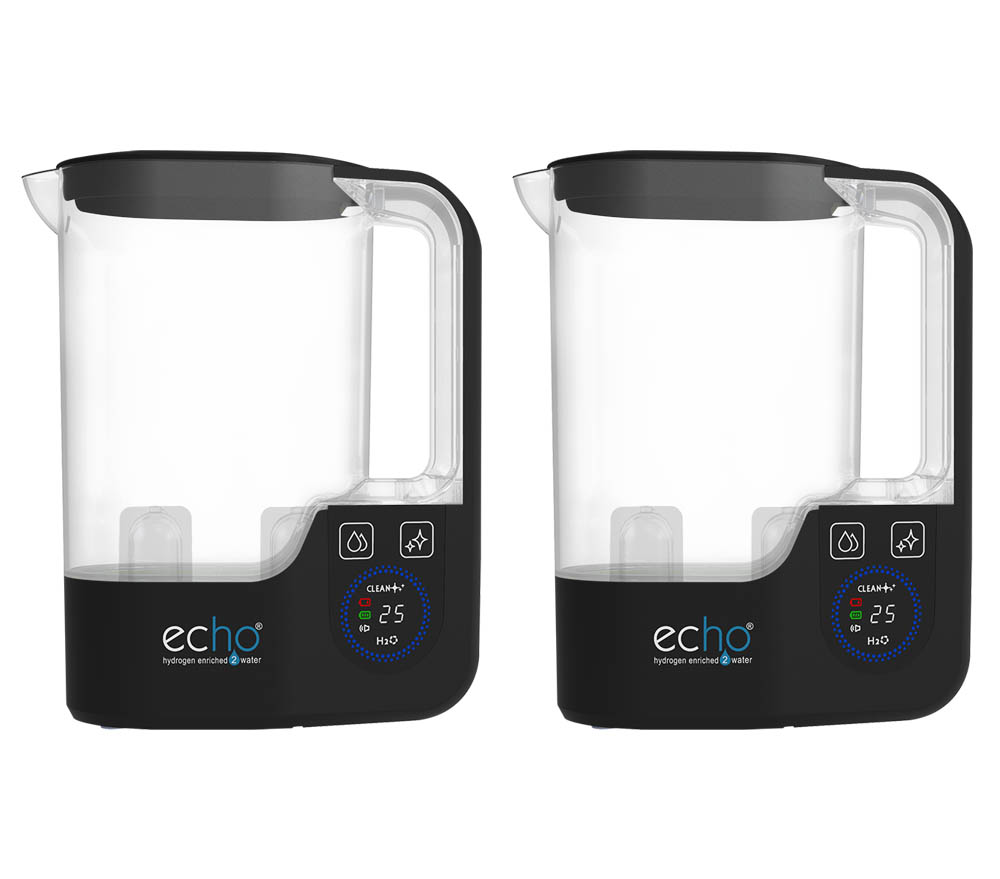 2- Echo-Pitchers Hydrogen Water machines