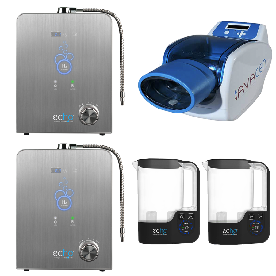 Echo H2 Machines, Pitchers, AVACEN