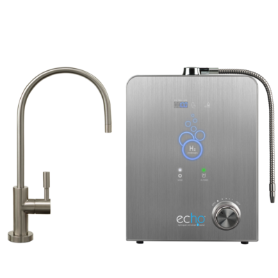 Echo H2 Machine w/ Brushed Nickel Faucet
