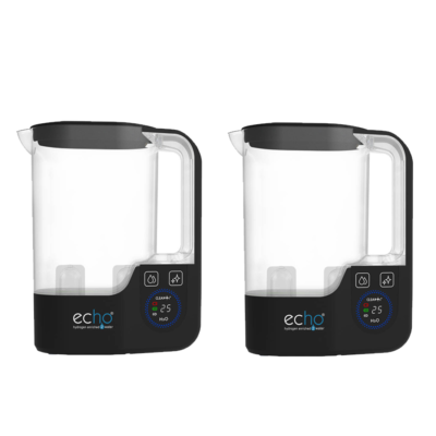 Hydrogen water - H2 Echo Pitcher