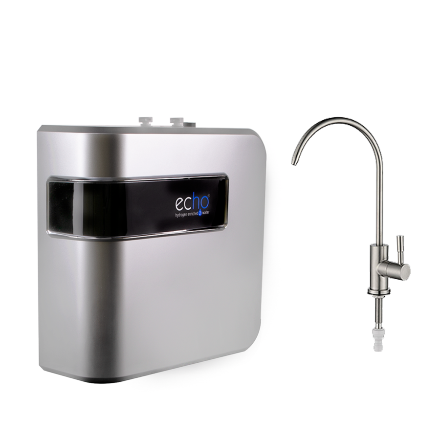 Echo H2 Server w/ Faucet - Hydrogen water machine