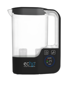 echo-pitcher - hydrogen water machine