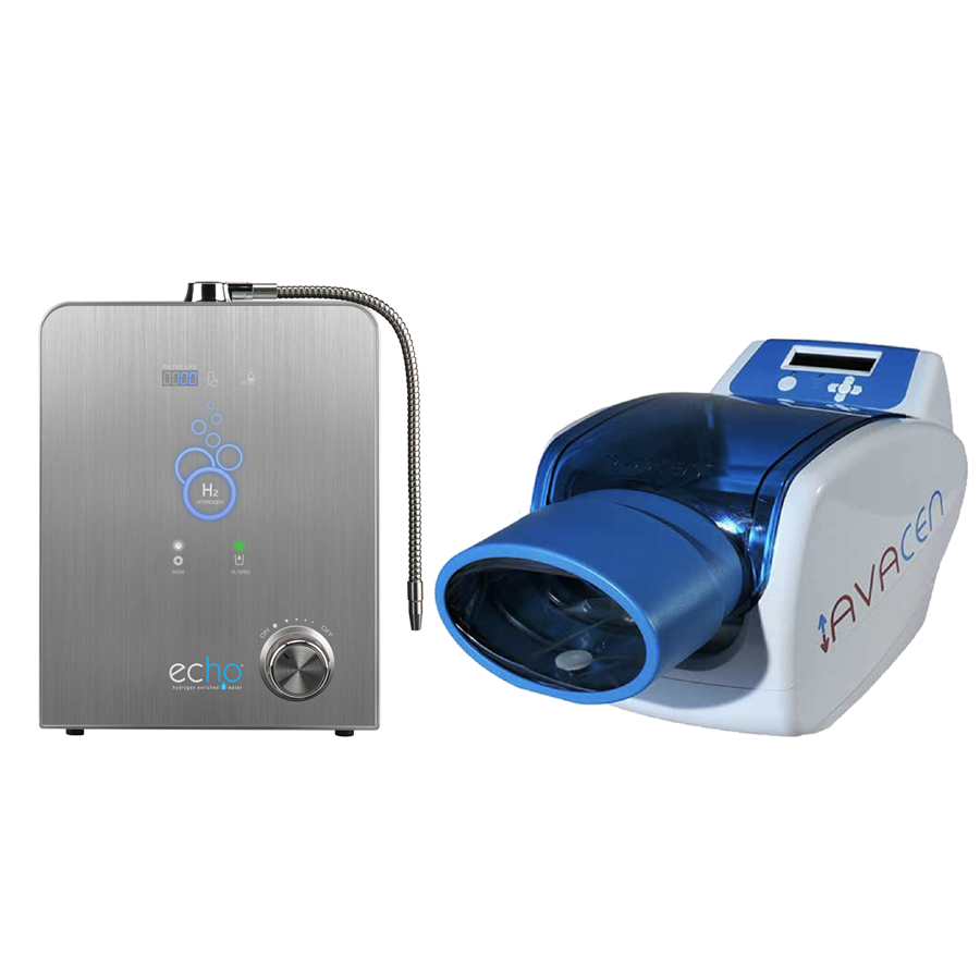 Echo H2 Hydrogen Water Machine with AVACEN
