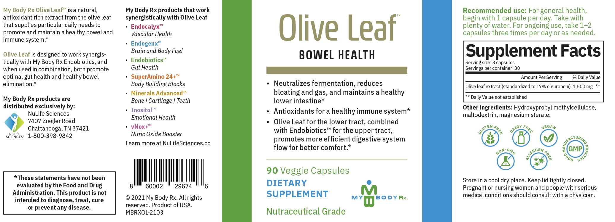OliveLeaf-label