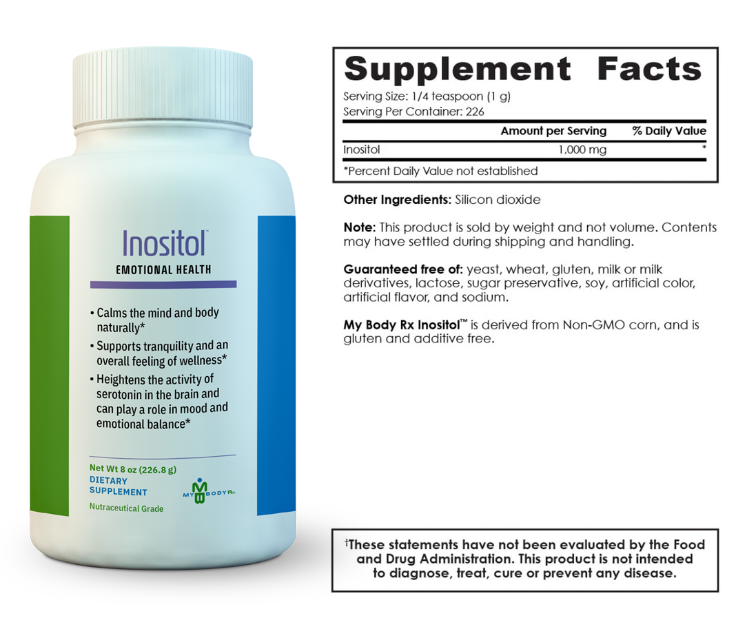 inositol-supplement-facts