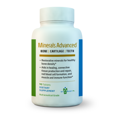 Mineral Advanced - Bone, Cartilage, Teeth Dietary Supplement