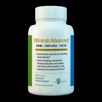 Minerals Advanced – Bone, Cartilage, Teeth Dietary Supplement