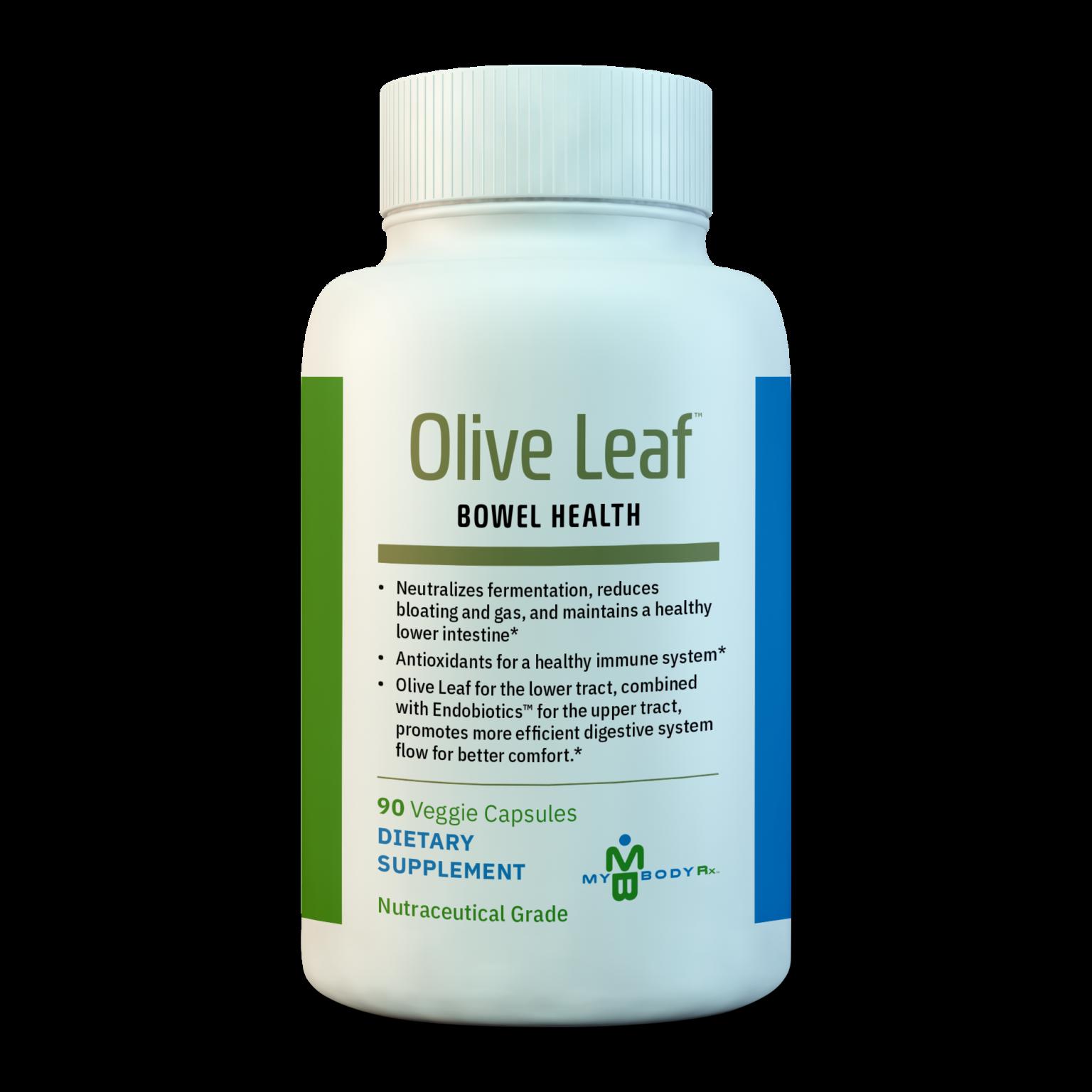 Olive Leaf – Bowel Health Supplement