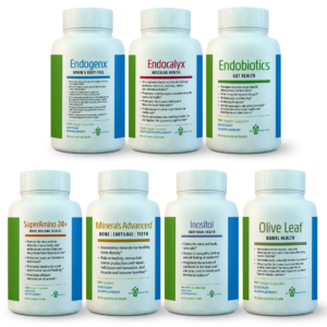 All MyBodyRx Supplements Bundle