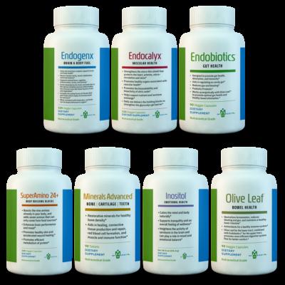 Bundle All MyBodyRx Supplements