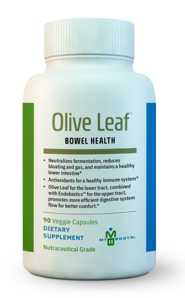 olive leaf - bowel health